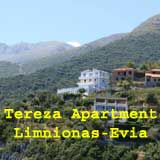 Tereza Apartments, Limnionas, Evia, Greece