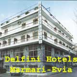 Delfini Hotels, Marmari, Evia, Greece