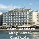 Lucy Hotel - Chalkida -Evia - Greece